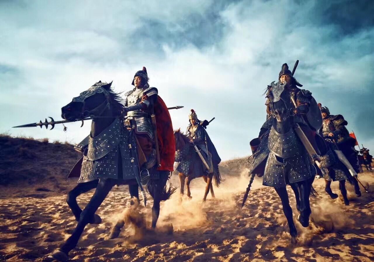 以史为鉴丨十三将士归玉门:堪称中国古代的《拯救大兵瑞恩》