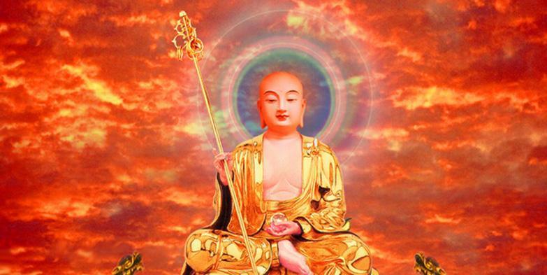 """地藏王菩萨为什么叫""""地藏""""呢?"""