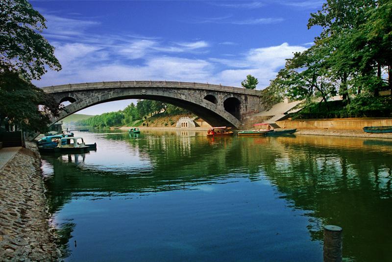 千古名桥赵州桥与道教的不解渊源