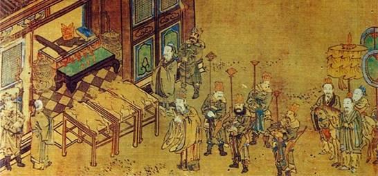从汉高祖到乾隆帝 历代帝王如何祭孔