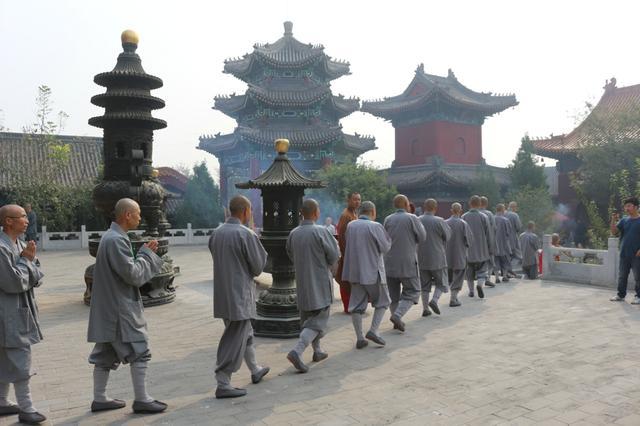 北京白瀑寺第六届短期出家启动 快来报名啦!
