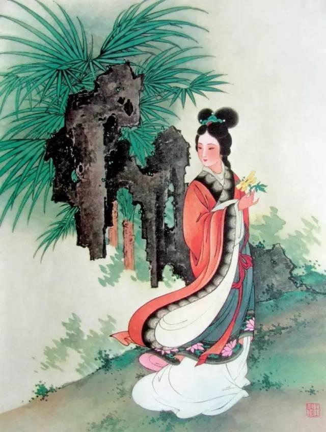 中国工笔仕女第一人 画画就是一生!
