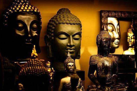 图解藏传佛教的各宗派传承