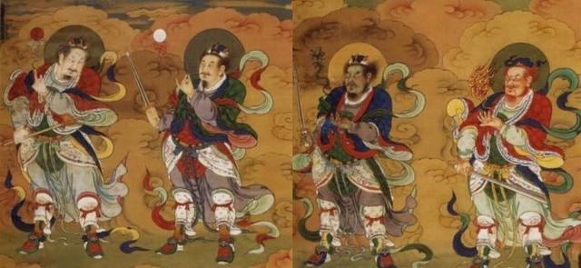 从民间信仰到道教神坛 谈谈清微派四大元帅