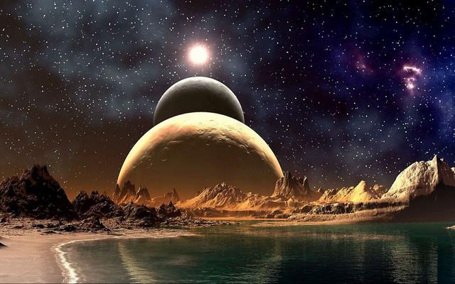 佛教的世界观 宇宙生灭无非四个阶段