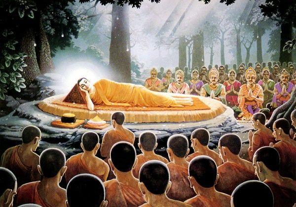 佛陀离世前的惊人预言 有多少已经发生!<b><div style=