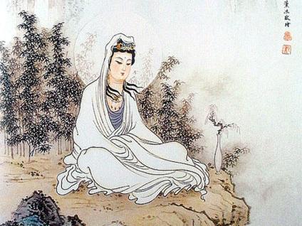 佛经当中如何记载观音菩萨圣号的功德?