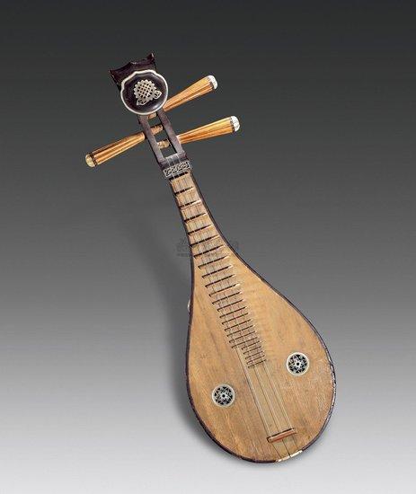 那些穿越时空的古代乐器