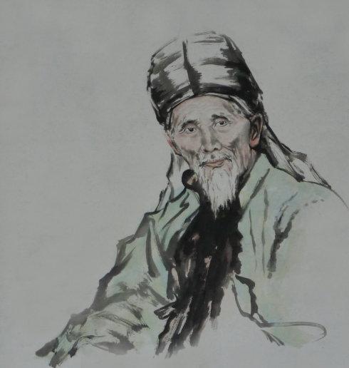 中国古代八位文人的书斋对联:淡泊明志 宁静致远