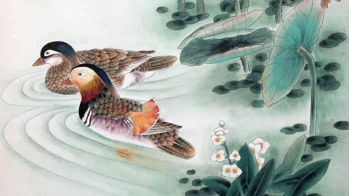 《诗经·关雎》:诗意的存在,诗意的栖居