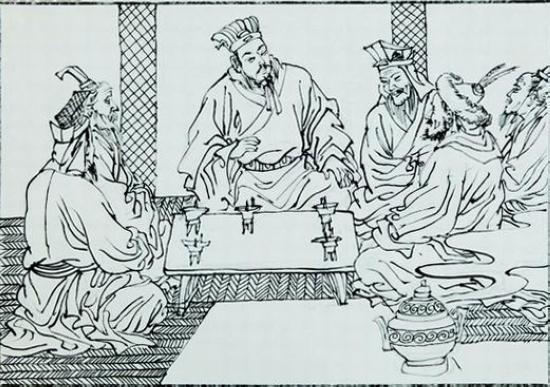 萧规曹随 - 西部落叶 - 《西部落叶》· 余文博客