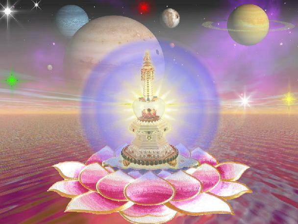 为什么莲花可以作为佛教的象征?