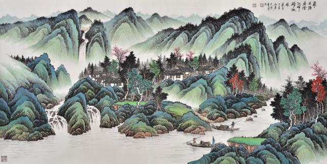 儒学与生活之大气象及其圆融丨参赛作品