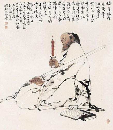 """庄子与赵文王之""""华山论剑"""":天子以天下为剑"""