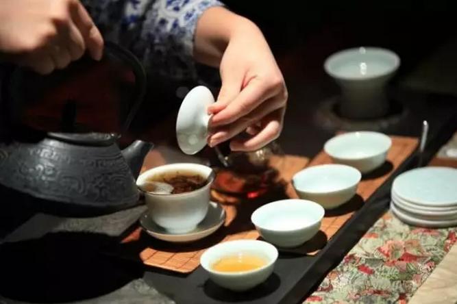"""心若自在清凉 何处不是""""禅茶一味""""?"""