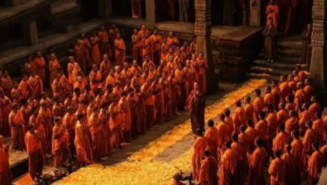 去印度圣地朝圣做什么?听听宗萨钦哲仁波切怎么说…