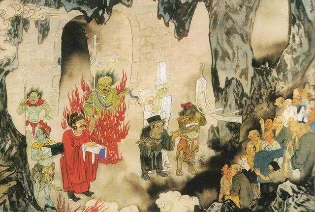 世上真的有鬼吗?佛教里是这么讲的……