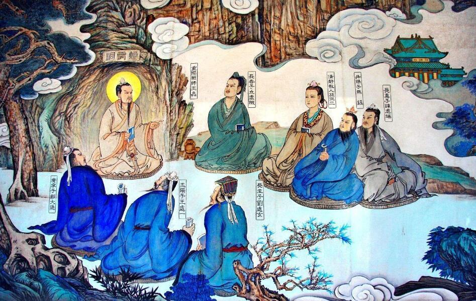 尊道贵德:道教的四大女仙宗师,你都了解吗?