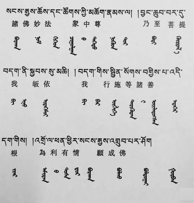 行住坐卧都可修行:看看蒙藏地区佛教的学佛次第