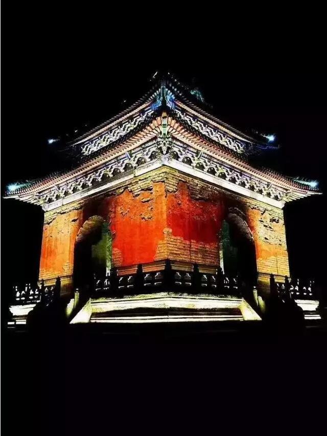 今天,武当山向全世界发出邀请!