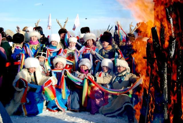 内蒙古春节习俗:祭火迎新春