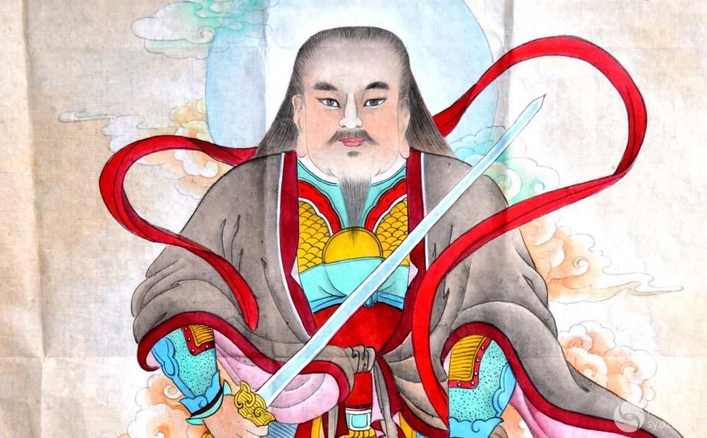 """道教中有一个神仙叫""""无量祖师""""吗"""