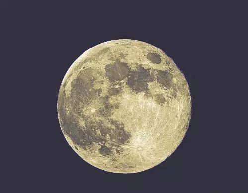 月亮上的玉兔