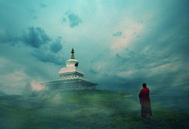 慈诚罗珠堪布:人死真的如灯灭吗?