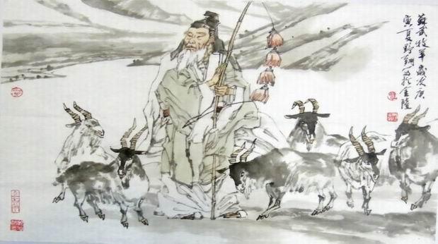苏武不辱使命:信仰的力量铸就麒麟阁功臣(下)