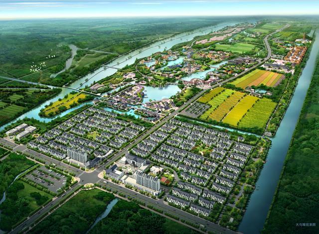 新农村规划图