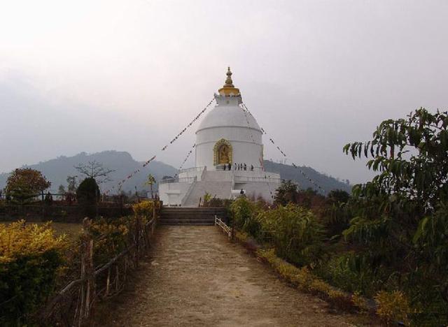 寻访佛祖出生地