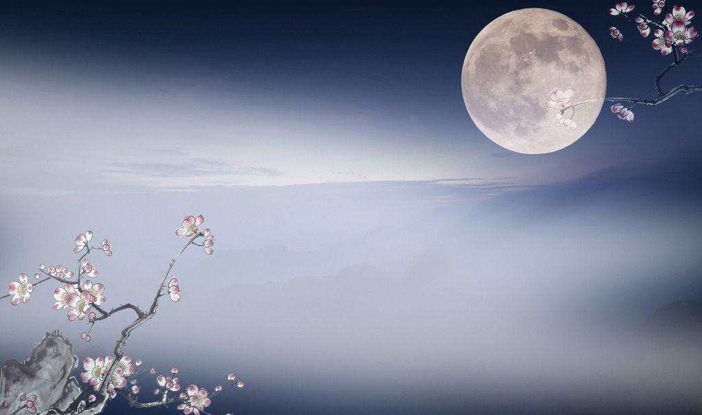 我与诗歌共度中秋节