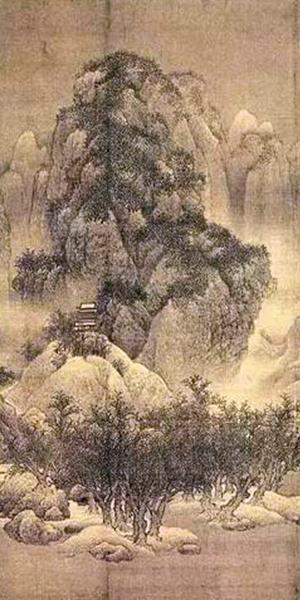 茶道与画道 皆道法自然