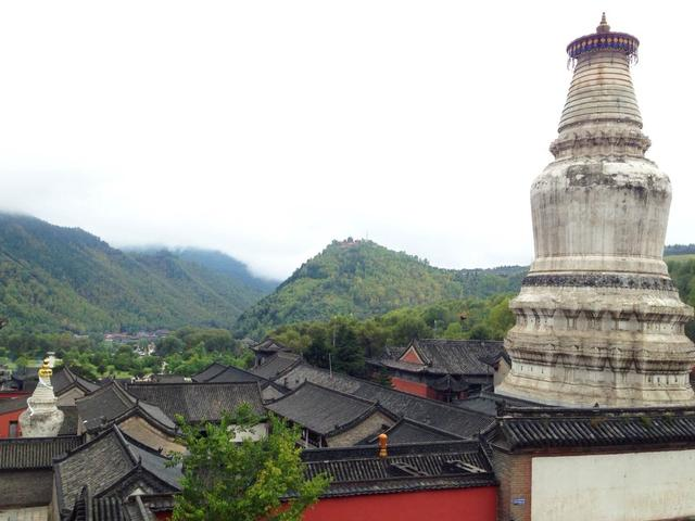 五台山为何被称为四大佛教名山之首?