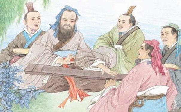 """庞朴:儒家的""""忧""""与""""乐"""""""