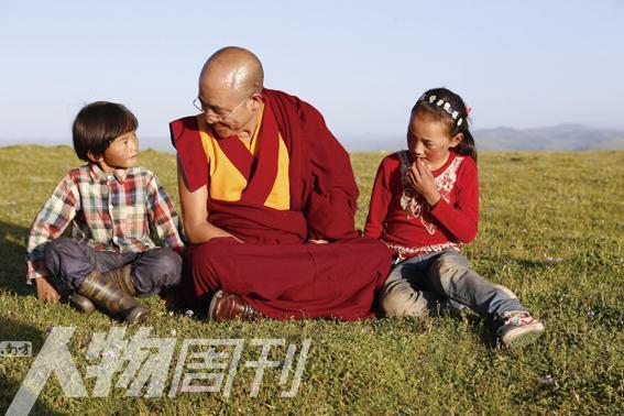 对话索达吉堪布:佛法不需要与时俱进