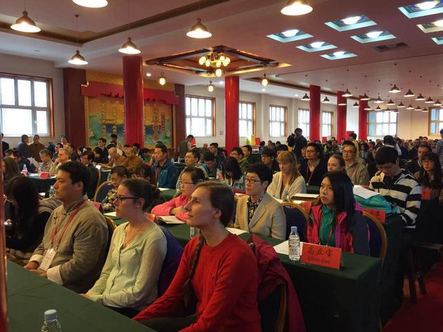 世界各地学者参加第二届五台山信仰国际研讨会