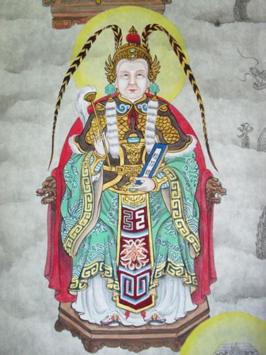 骊山老母真身到底是女娲还是斗姥?