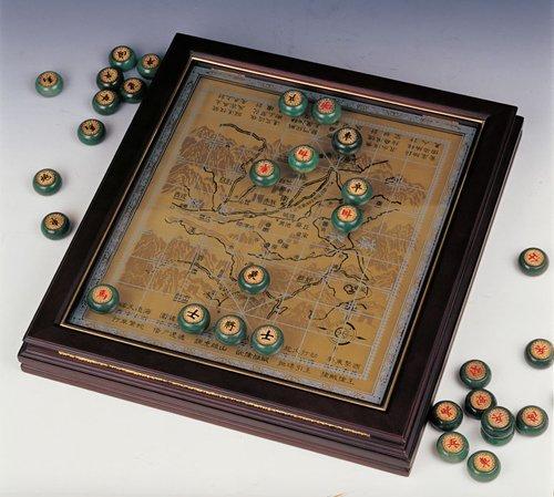 北京最早象棋出现在金代