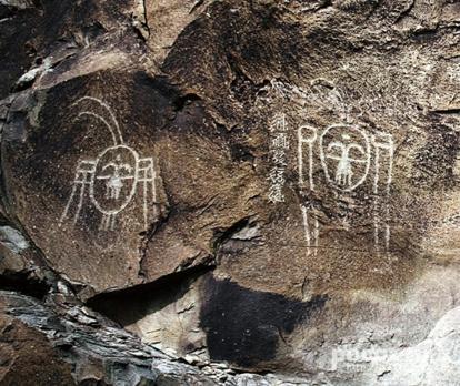 中国古代典籍中记载的外星人