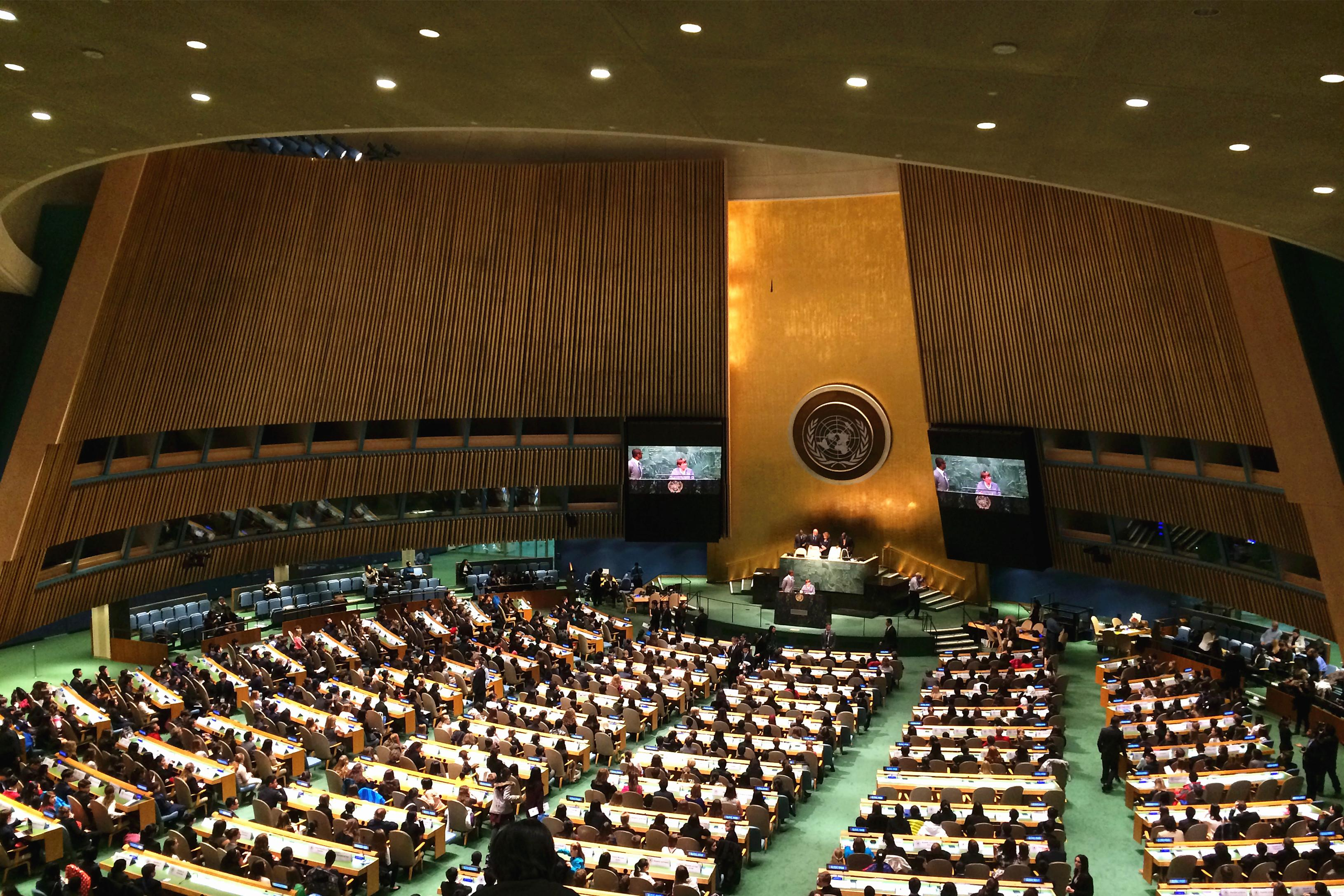 """中华道学百问丨使道教走向""""联合国大舞台""""的高道是谁?"""