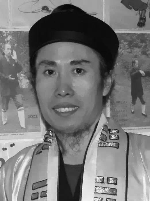 西班牙道教协会会长田诚阳道长羽化