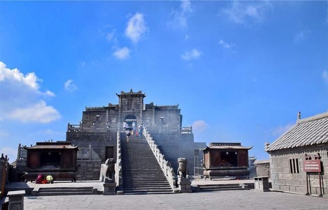 朱陵之仙台:南岳衡山竟有如此多的修仙好去处?