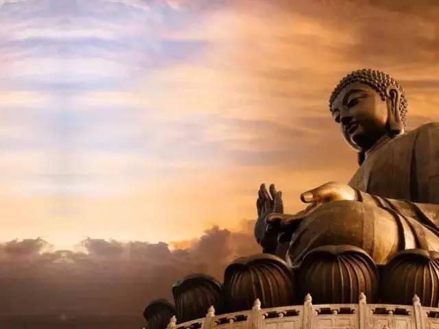 """""""仰止唯佛陀""""是我们的终极追求"""