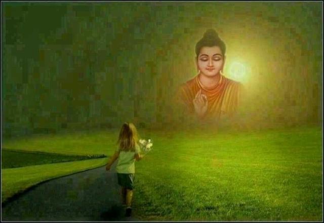 梦参老和尚:信心不是一句话 你相信自己是佛吗?