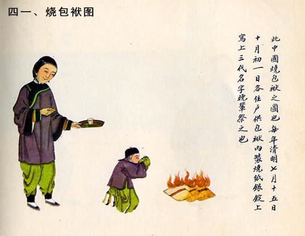 中华道学百问 寒衣节是怎么来的?