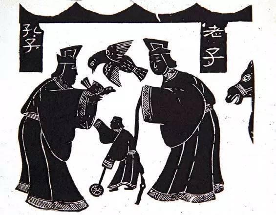 孔子问礼于老聃:春秋时代的春与秋