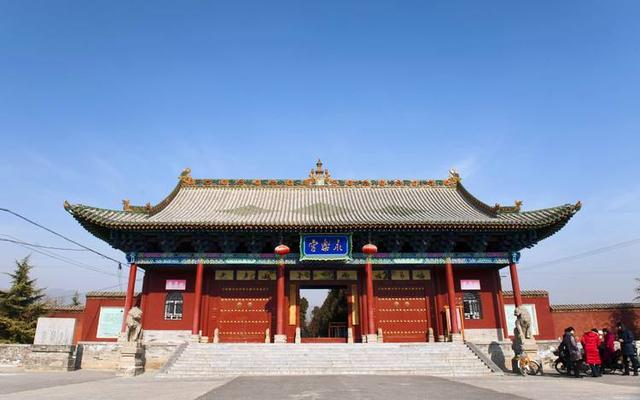 """为什么道教庙宇被称为""""宫""""""""观""""?"""