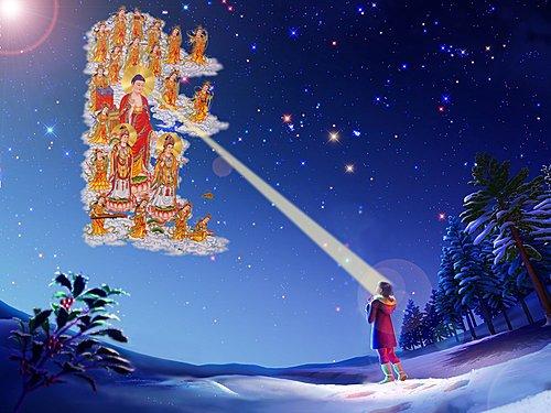 八岁童女向佛陀提出十道难题 震惊世界
