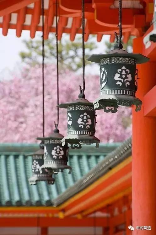 别具一格!日本传统木建筑